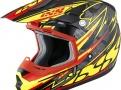 Moto kaciga IXS - HX 261 THUNDER